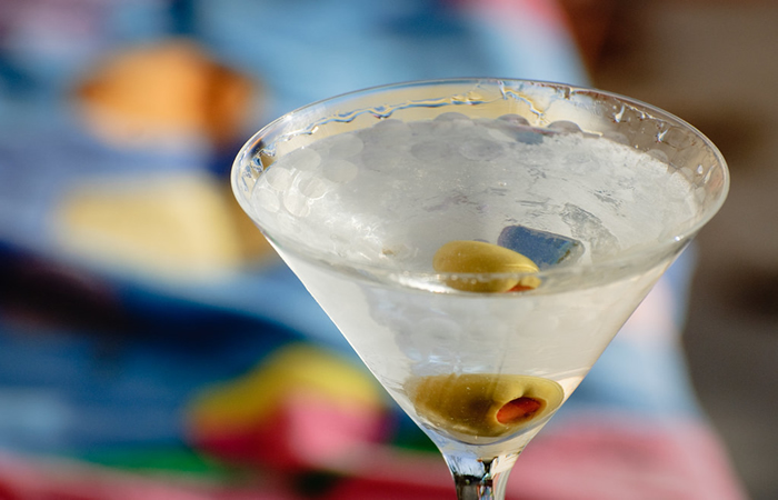 Vodka Martini - Easy Vodka Cocktail