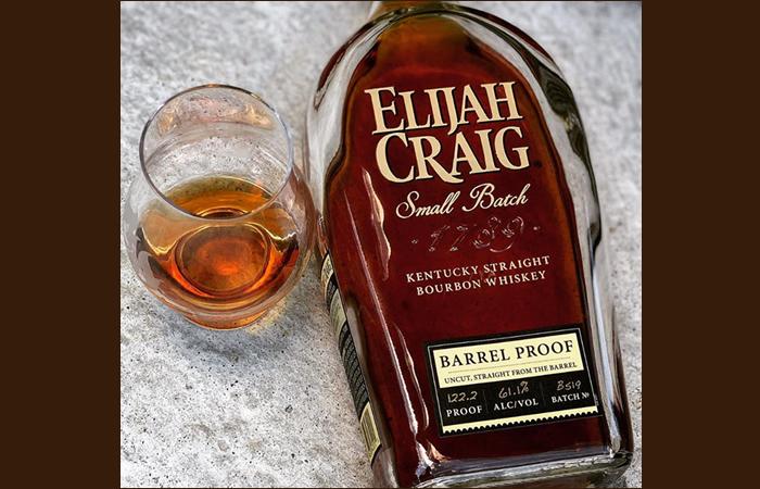 Elijah Craig Barrel Proof Review by @BarrelStrength_Eric