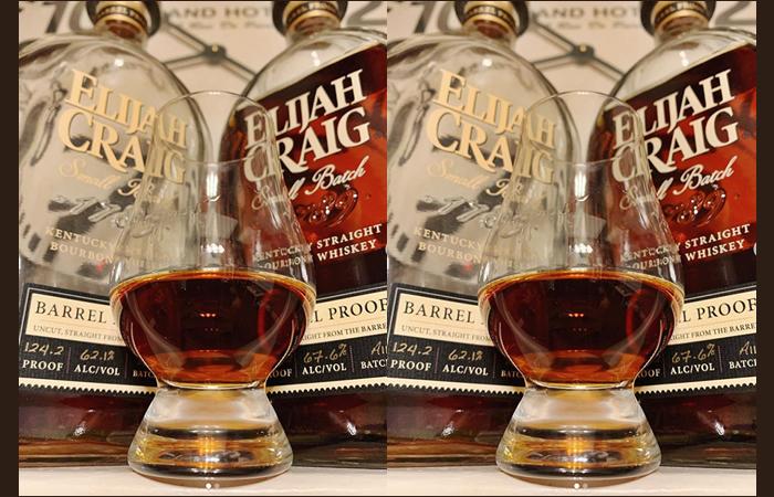 Elijah Craig Barrel Proof Review by @Bourbon2020