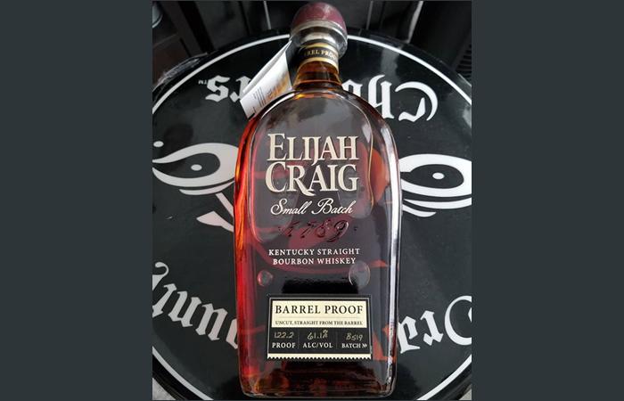Elijah Craig Barrel Proof Review by @M.Jomr