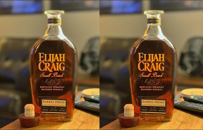 Elijah Craig Barrel Proof Review by @My.Bourbon.Journal