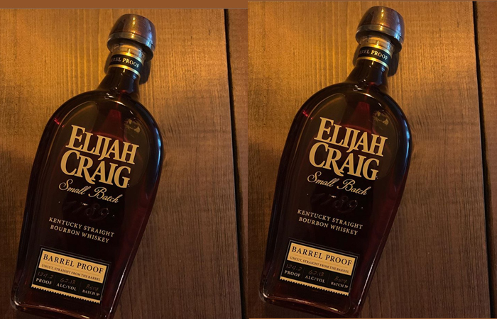 Elijah Craig Barrel Proof Review by@Whiskey_and_Photography
