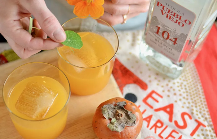 Fall Cocktails - Delightful Pair