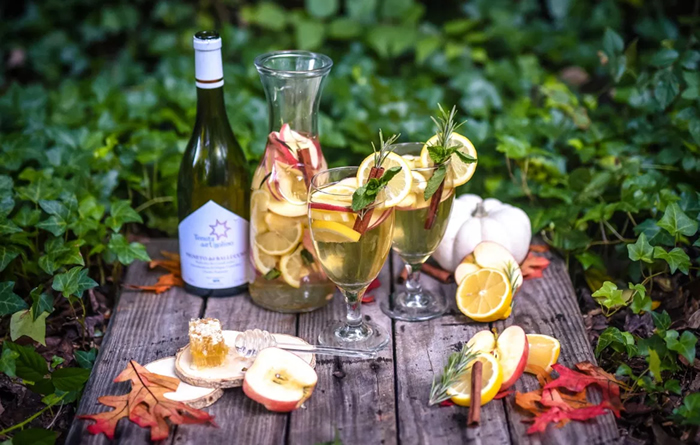 Fall cocktails - oh yes!