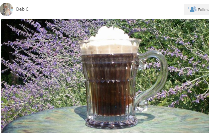 Mexican Coffee Kahlua Cocktails