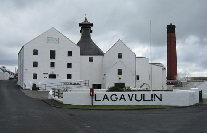 Lagavulin Islay Scotch Distillery