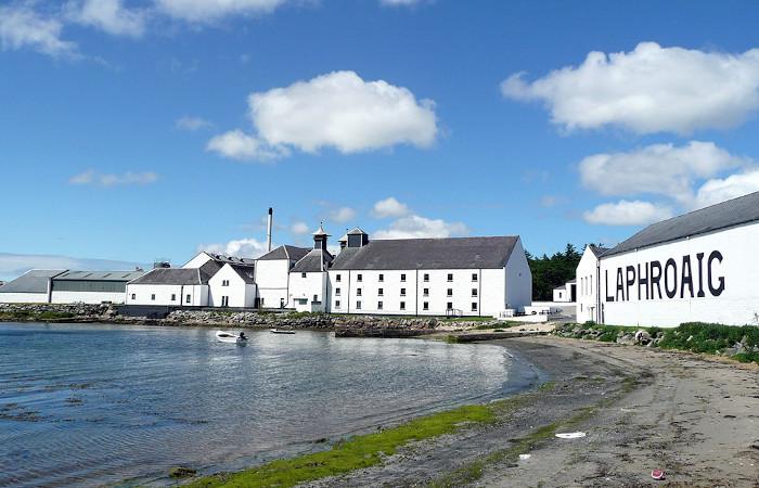 Laphroaig Islay Scotch Distillery