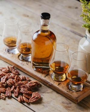 Nuts Bourbon Pairing