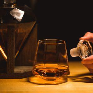 Prestige'sDiamond Whiskey Glass