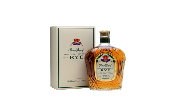 Crown Royal Northern Harvest Rye Whiskey Review