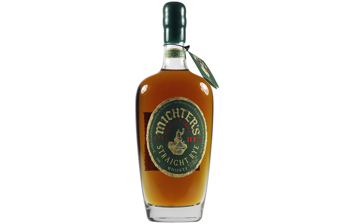 Michter's 10 Year Kentucky Single Barrel Straight Rye Whiskey Review
