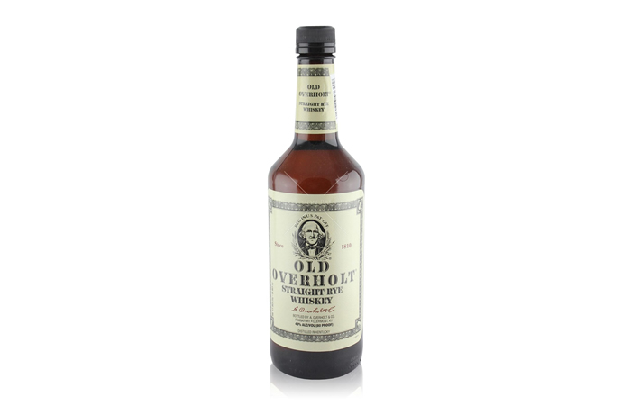 Old Overholt Straight Rye Whiskey Review