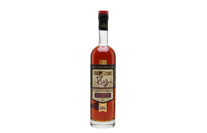 Smooth Ambler Old Scout Single Barrel Straight Rye Whiskey Review