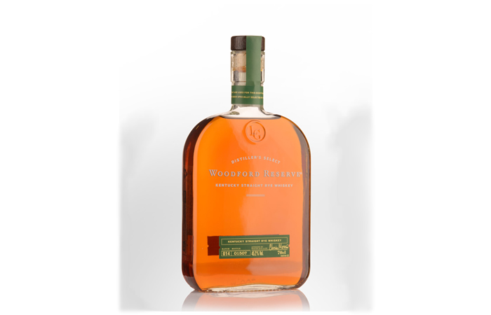 Woodford Reserve Kentucky Straight Rye Whiskey Review