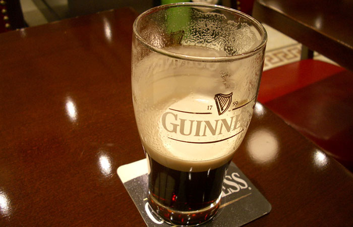 Guinness Beertail - St. Patrick's Cocktail Recipe
