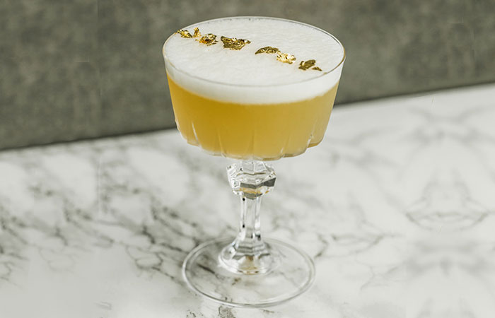 Pot of Gold - St Patrick's Day Cocktail Recipe