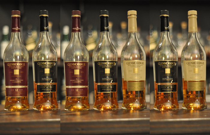Scotch for Beginners - Glenmorangie (mix)