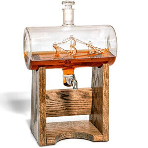 corporate decanter