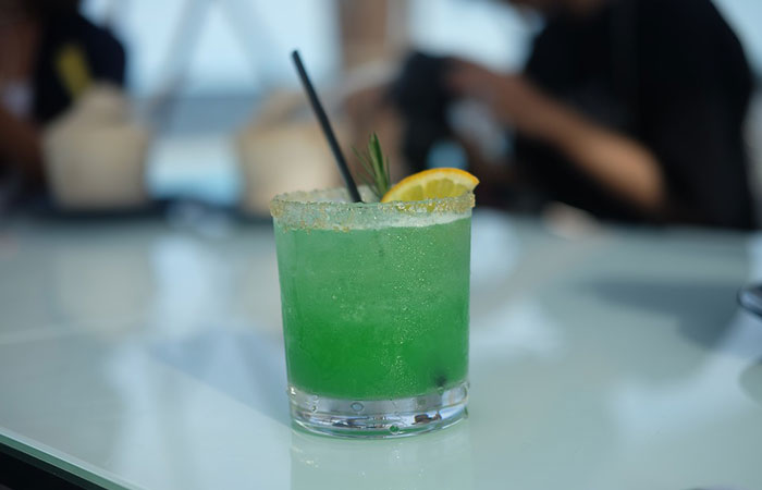 Green Margarita - St Patrick's Day Cocktail Recipes