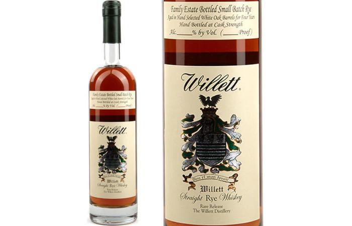 Willett Family Estate Rye Whiskey Review