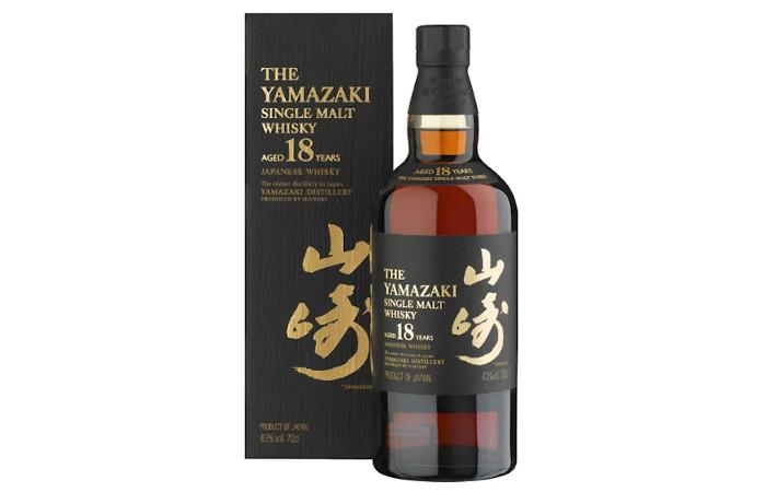 Yamazaki 18 Japanese Whiskey