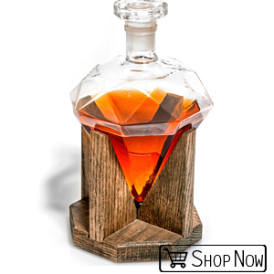 New Diamond Decanter