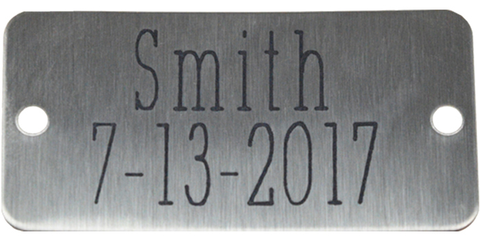 Prestige Personalized Engraving